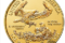 American Gold Eagle Sales Slip in November