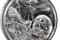 Davy Jones Locker Privateer 2 oz Silver Ultra High Relief Rounds .999 Fine Bullion